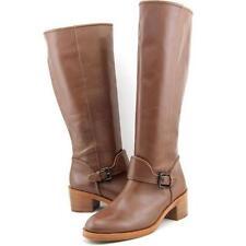 Calzado de mujer Coach de tacón medio (2,5-7,5 cm) de color principal marrón