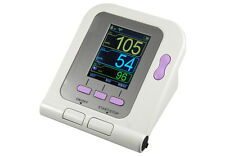 Contec 08A Digital Blood Pressure Monitor & FREE SP02 Probe