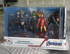 Disney Marvel Avengers Endgame Deluxe Figurine Set