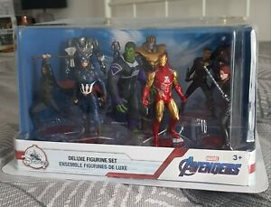 Disney Marvel Avengers Endgame Deluxe Figurine Set