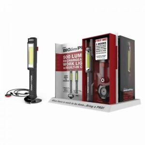 NEBO Big Larry Pro 500 Lumen Rechargeable Work Light