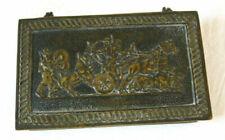 Boîtes de décoration Art déco en bronze
