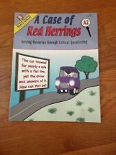 New listing Case of Red Herrings A2 Solving Mysteries Through Critical Questioning