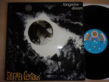 Tangerine Dream Alpha Centauri LP psych prog electronic Krautrock Experimental