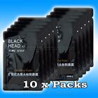 Luxury Blackhead Remover Peel Off Facial Cleansing Nose Pore Black Face Mask NEW