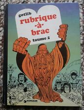 Rubrique-à-brac, tome 2 von Gotlib, Marcel | Buch | gebraucht Comic 1976