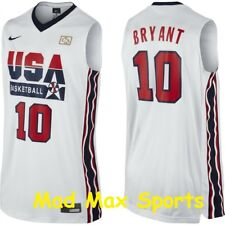 KOBE BRYANT Dream Team USA Nike RC Hyper THROWBACK Authentic OLYMPICS Jersey XL