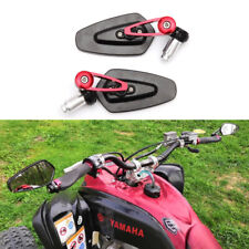 "Motorcycle Handle Bar End Mirrors 7/8"" For Yamaha YZF R6 /R1 FZ07 FZ09 FJR1300ES"