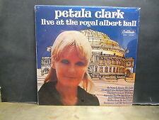 PETULA CLARK Live at the royal Albert Hall CRESCENDO GNPS 2069 Neuf sous cello