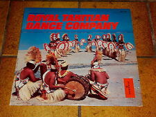 The Royal Tahitian Dance Company-LP US IN EX!!!