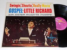 LITTLE RICHARD GOSPEL Swingin' Shoutin' NM- Mono G1429