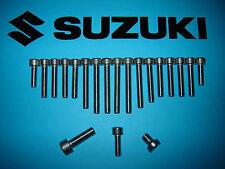 Suzuki RGV250 250cc SS Motore Inossidabile Custodia Allen Vite Kit *UK