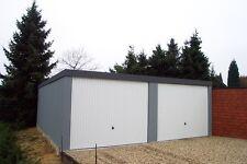 Doppel Garage Fertiggarage 6x6m Garagen  Fertiggaragen