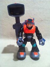 Rescue Heroes Optic Force Rock Miner!