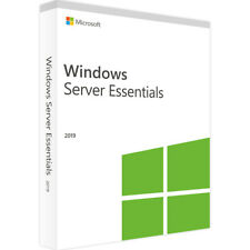 Windows Server 2019 Essentials - 25 Users - 50 Devices !