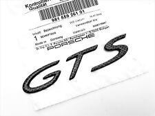 Genuine Porsche Cayman Trunk Emblem Badge Tailgate Nameplate OE 98155923900