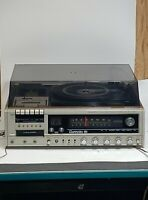 '78 Clarinette 101 Realistic Stereo TESTED FM/AM•CASSETTE•PHONO SYSTEM RECORD PL