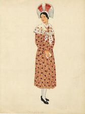 Estampes et gravures du XXe siècle et contemporaines lithographies en mode