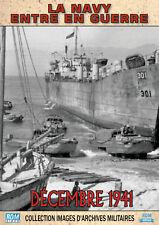 DVD Collection Images d'archives militaires : La navy entre en guerre