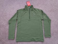 New The North Face Mens Bodi Pro 1/4 Zip Athletic Sweater - Men's size Medium
