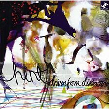 Hint - Driven From Distraction [CD]