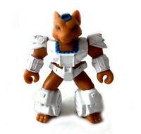 Sly Fox #16 Vintage Battle Beasts Action Figure No Rub 1987 1986 Hasbro Takara