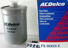 FILTRO BENZINA CARBURANTE ALFA 155 164 75 GTV SPIDER AUDI CITROEN FT5203 FS9003E