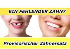 Provisorischer Zahnersatz 🆘🆘🆘