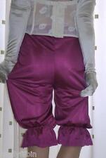 Vintage inspired Victorian~Edwardian style pink bloomers pettipant culottes