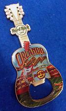 Orlando Florida Alligator Façade Building Bouteille Ouvre Guitare Hard Rock Cafe