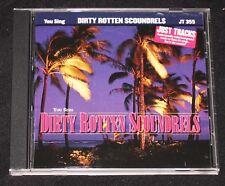 Dirty Rotten Scoundrels Karaoke CD-G