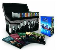 Law And Order Complete Series - 1-20, 104-DISC,DVD Box Set, Shipping is Free.