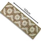Vintage Victorian Tapestry Table Runner from 1940s - 1 Meter Decorative Tapestry