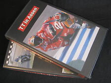 VHS Video Races Dutch TT Assen 1999 (TTC) 2 tapes!