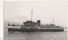 Vecta Ferry Boat Shipping RP Postcard, B546
