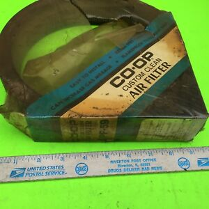 Oldsmobile, Chevrolet, GMC, 1960s/70s, Co-oP, PF-59,  air filter.    Item:  8620