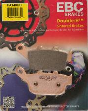 BRAKING HIGH-PERFORMANCE BRAKE PAD SEMI-METALLIC PART# 711SM1 NEW