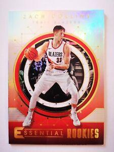 Panini Essentials 2017-18 card carte NBA Portland Trail Blazers ER-20 Collins