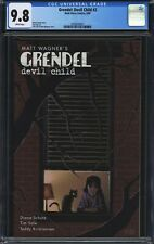 Grendel: Devil Child #2 CGC 9.8 Sale Wagner Black Cat Horror Mystery