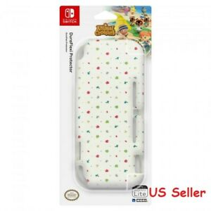 HORI DuraFlexi Protector TPU Case for Nintendo Switch Lite Animal Crossing