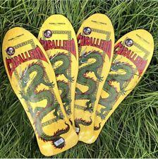"Powell Caballero Chinese Dragon Yellow 🐉  Skateboard 10"""