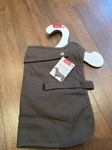 New Joules Wax Dog Coat Small