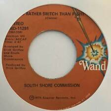 SOUTH SHORE COMMISION Tom Moulton I'd Rather Switch Than Fight Wand USA 1975 7""