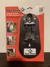Tape Genie By Regina Transforms 2 Tape Gun Into Multi Purpose Dispenser New Nip