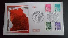 FDC Enveloppe Premier Jour - CEF - Marianne du 14 juillet - 15/09/1997 - Paris