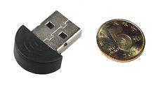 Super Mini USB 2.0 Microphone MIC Audio Adapter For PC Mac Notebook QQ MSN Skype