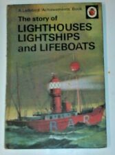 lighthouses lightships and lifeboats /ladybird