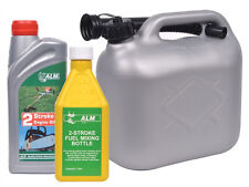 ALM 2 Stroke Petrol Engine Starter Kit for Chainsaws, Hedge Trimmers, Strimmers