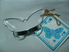 New listing Butterfly Cookie Cutter By Ann Clark Vermont Nip