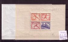 Reich  ** Block 6 dünnes und dickes Papier        K  16691